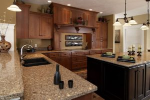 Gorgeous New Kitchen Counter Tops