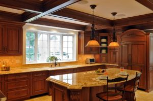 High End Kitchen Remodeling Job