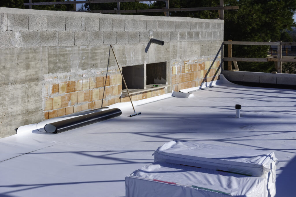 Rubber Roofing Rochester NY